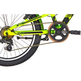 s'cool XXlite 20 7-S - Vélo enfant - alloy vert